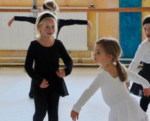 Tanzzwerge in SCALA11 in Essen-Werden